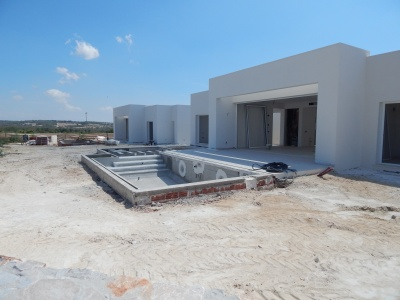 Luxury Golf Property - Construction 004