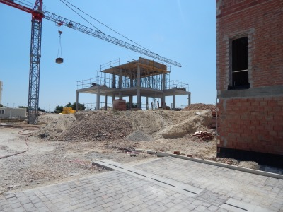 Las Colinas Property - Construction 005