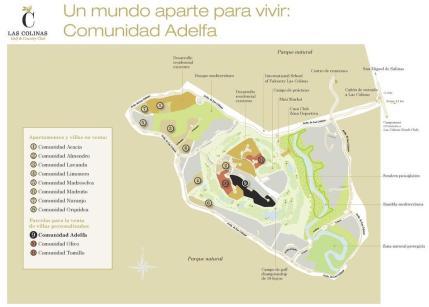 Armani villa plot 18 - Las Colinas Property