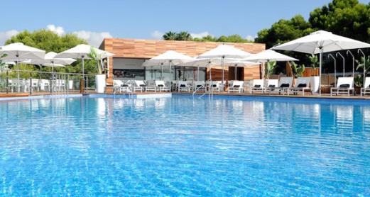LCP private beach club