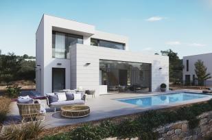 Double storey Lavanda villa