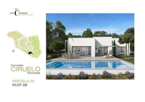 Ciruelo Community Plot 26