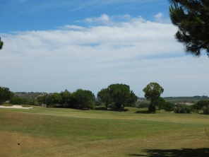 Frontline Mimosa golf views
