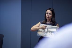 Monica Armani Villa Presentation