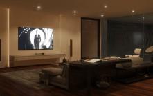 Mimosa Villa 16-17 Home Cinema