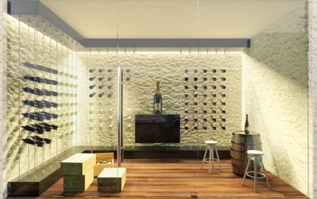 Mimosa Villa 16-17 Wine Cellar Storage