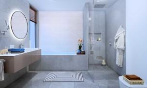 Mimosin Villa Bathroom
