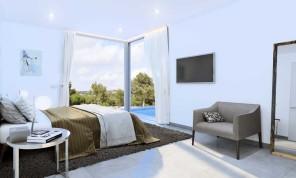 Mimosin Villa Bedroom