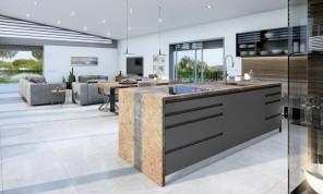 Mimosin Villa Open Plan Living
