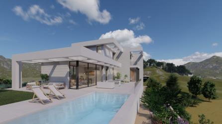 piscina terrazas